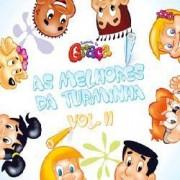 CD TURMINHA DA GRACA AS MELHORES DA TURMA VOL 2