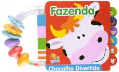 CHOCALHO DIVERTIDO FAZENDA - TODOLIVRO