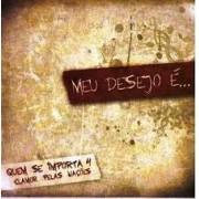 CLAMOR PELAS NACOES 4 MEU DESEJO E CD