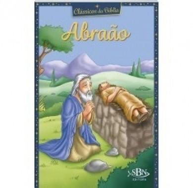 CLASSICOS DA BIBLIA ABRAAO - TODOLIVRO