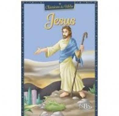 CLASSICOS DA BIBLIA JESUS - TODOLIVRO
