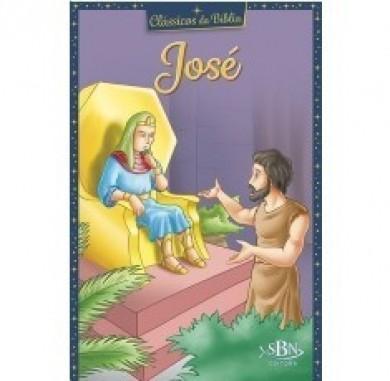 CLASSICOS DA BIBLIA JOSE - TODOLIVRO