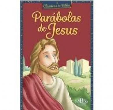 CLASSICOS DA BIBLIA PARABOLAS DE JESUS - TODOLIVRO