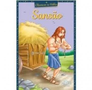 CLASSICOS DA BIBLIA SANSAO - TODOLIVRO