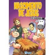 COLECAO 10 HISTORIAS BIBLICAS EM QUADRINHOS - BICHO ESPERTO