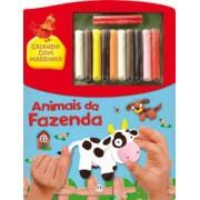CRIANDO COM MASSINHA - ANIMAIS DA FAZENDA CIRANDA CULTURAL