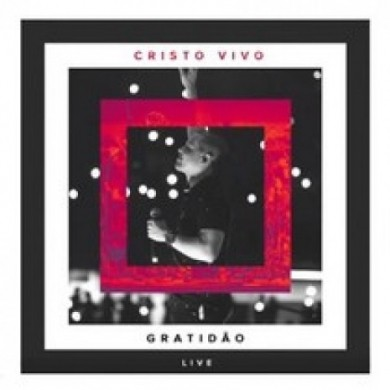 CRISTO VIVO GRATIDAO DVD