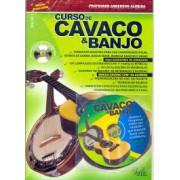 CURSO DE CAVACO E BANJO - PROF ANDERSON ALMEIDA