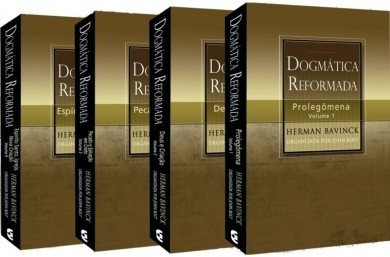 DOGMATICA REFORMADA 4 VOLUMES - HERMAN BAVINCK