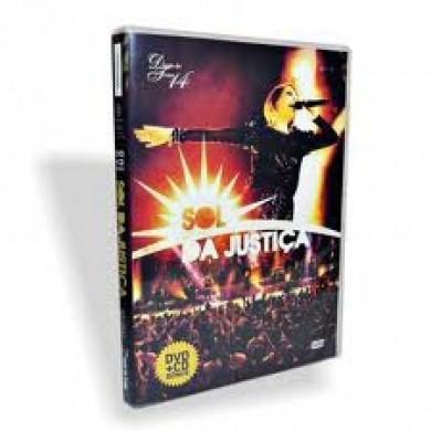 DT014 SOL DA JUSTICA DVD