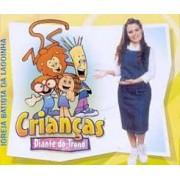 DT1 CRIANCAS DIANTE DO TRONO CD