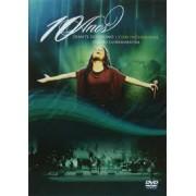 DT DIANTE DO TRONO 10 ANOS COM INTENSIDADE DVD