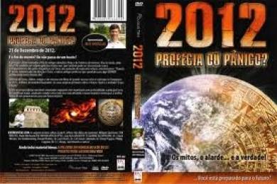 DVD 2012 PROFECIA OU PANICO