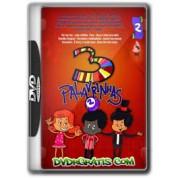 DVD 3 PALAVRINHAS - VOL II