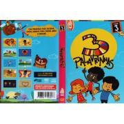 DVD 3 PALAVRINHAS - VOL III