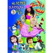 DVD ALINE BARROS E CIA VOL I