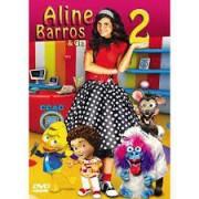 DVD ALINE BARROS E CIA VOL II
