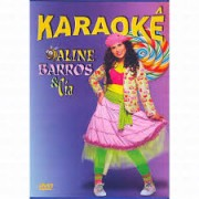 DVD KARAOKE ALINE BARROS E CIA VOL I