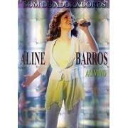 DVD SOM DE ADORADORES ALINE BARROS