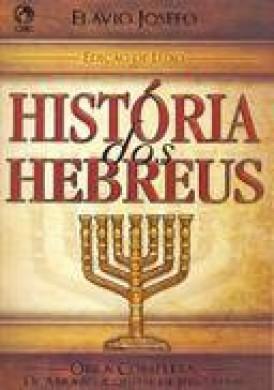 HISTORIA DOS HEBREUS OBRA COMPLETA CP LUXO - FLAVIO JOSEFO