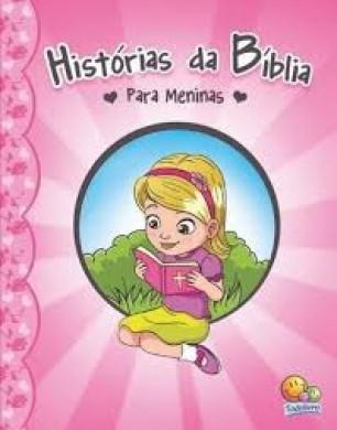 HISTORIAS DA BIBLIA  MENINAS - TODOLIVRO