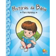 HISTORIAS DA BIBLIA  MENINOS - TODOLIVRO