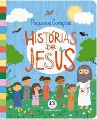 HISTORIAS DE JESUS - CIRANDA CULTURAL