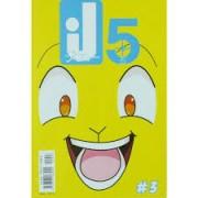 J5 MANGA VOL 3