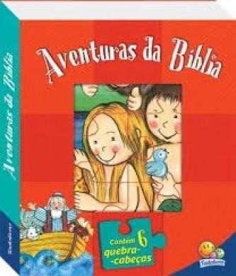 JANELINHAS BIBLICAS - AVENTURAS DA BIBLIA