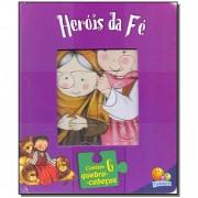 JANELINHAS BIBLICAS - HEROIS DA FE