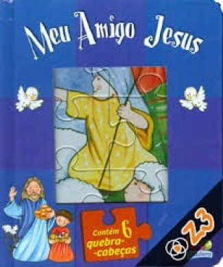 JANELINHAS BIBLICAS - MEU AMIGO JESUS