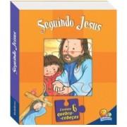 JANELINHAS BIBLICAS - SEGUINDO JESUS
