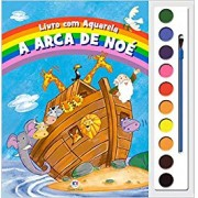 LIVRO AQUARELA A ARCA DE NOE