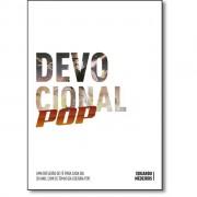 LIVRO DEVOCIONAL POP CAPA BRANCA - EDUARDO MEDEIROS