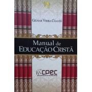MANUAL DE EDUCACAO CRISTA - GILMAR VIEIRA CHAVES