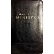 MANUAL DO MINISTRO CP LUXO - PRETA