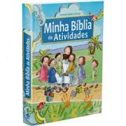 MINHA BIBLIA DE ATIVIDADES - SBB