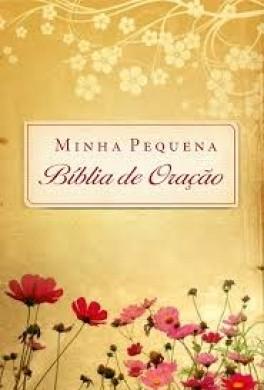 MINHA PEQUENA BIBLIA DE ORACAO NVI - FLORES DO CAMPO