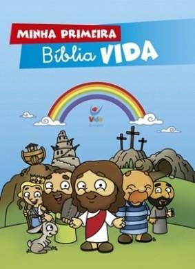 MINHA PRIMEIRA BIBLIA VIDA