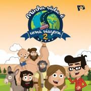 MINHA VIDA E UMA VIAGEM 2 KIT DVD E CD