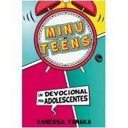 MINUTEENS DEVOCIONAL PARA ADOLESCENTES - VANESSA TANAKA