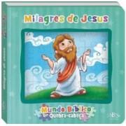 MUNDO BIBLICO EM QUEBRA CABECA - MILAGRES DE JESUS