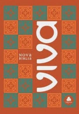 NOVA BIBLIA VIVA BROCHURA - CLASSICA LARANJA