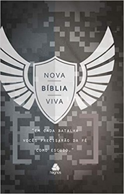 NOVA BIBLIA VIVA BROCHURA - ESCUDO