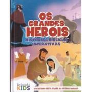 OS GRANDES HEROIS HISTORIAS BIBLICAS INTERATIVAS