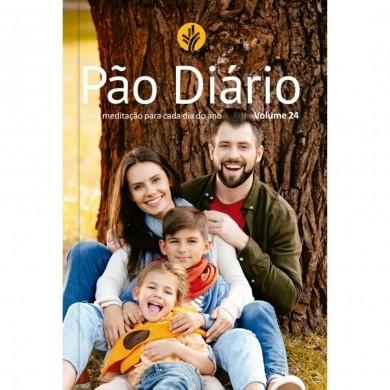 PAO DIARIO VOL 24 - FAMILIA