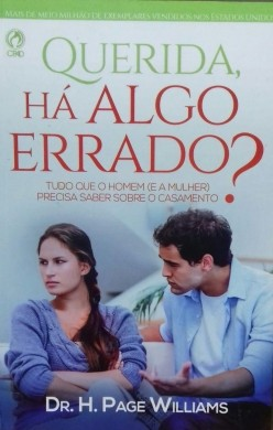 QUERIDA HA ALGO DE ERRADO - DR H PAGE WILLIAMS