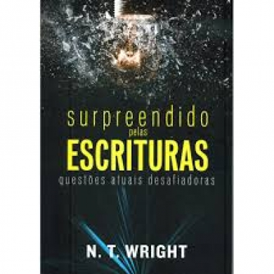 SURPREENDIDO PELAS ESCRITURAS - N T WRIGHT