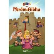 TURMINHA DA GRACA EM HEROIS DA BIBLIA