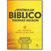 VESTIBULAR BIBLICO AVALIE E DESENVOLVA - THOMAS NELSON